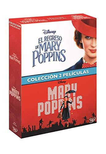 Pack Mary Poppins + Regreso Mary Poppins...