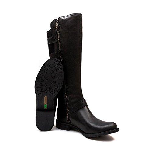 Timberland - Savin Hill - Tall Zip - Bottes Pour Dames, Noir