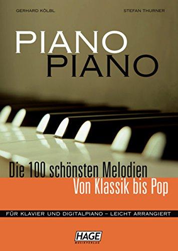 Mia Womens Capri (Piano Piano leicht: Die 100 schönsten Melodien von Klassik bis Pop. Für Klavier und Digitalpiano - leicht arrangiert -  incl 100 Midifiles in GM)