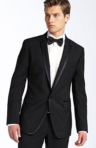 KA Beauty - Costume - Homme Noir