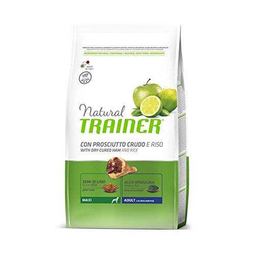 Trainer Natural Adult Maxi Prosciutto Crudo 12 kg