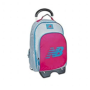 NEW BALANCE Royal Roller Case, 49 cm, 22 liters, Pink (Rosa/Grigio)