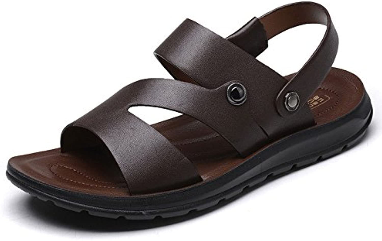 Sandalias De Los Hombres Sandalias Casuales Zapatos De Playa Transpirable