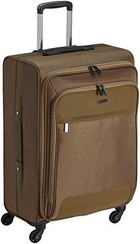 Calvin Klein Mallette ordinateur à roulettes, 68 cm, 66 L, Gris