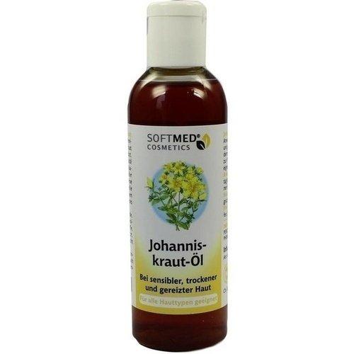 SOFTMED Cosmetics Johanniskraut-Öl 100 ml Öl