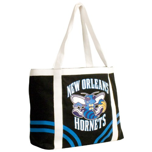 pro-fan-ity-by-littlearth-77015-horn-nba-new-orleans-hornets-canvas-tailgate-tote