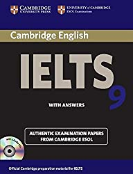 Cambridge IELTS 9 Self-study Pack (Students Book with Answers and Audio CDs (2)): Authentic Examination Papers from Cambridge ESOL (IELTS Practice Tests)