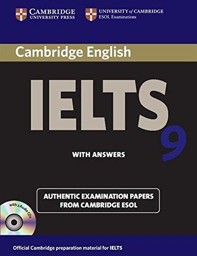 Cambridge IELTS 9. Student's book. With answers. Per le Scuole superiori. Con 2 CD Audio. Con espansione online