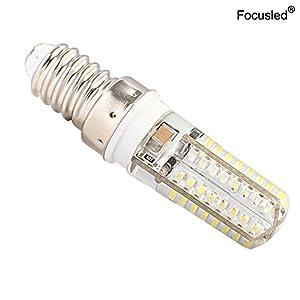 E14 LED Spotlight 3W SMD 3014 Bulbs Replace Halogen Bulbs 220V Warm White 300-320 Lumen by Focusled