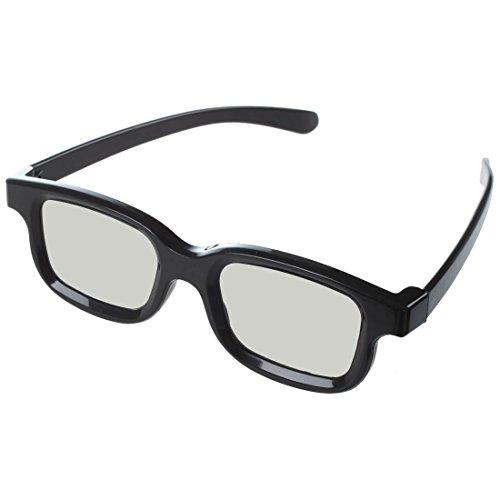 TOOGOO(R) 2pcs Gafas 3D para LG Cinema 3D TV