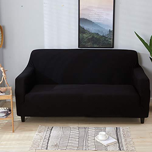 Kele jacquard impermeabile divano protector, copridivano, 1 2 3 4 posti slip slip cover divano letto estraibile elastico fodera per divano a 3 posti 190-230cm-a 190-230cm