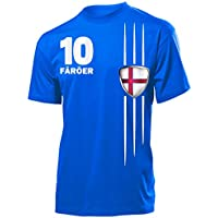 Färöer-Inseln Fanshirt - Herren T-Shirt Gr.S bis XXL - Golebros