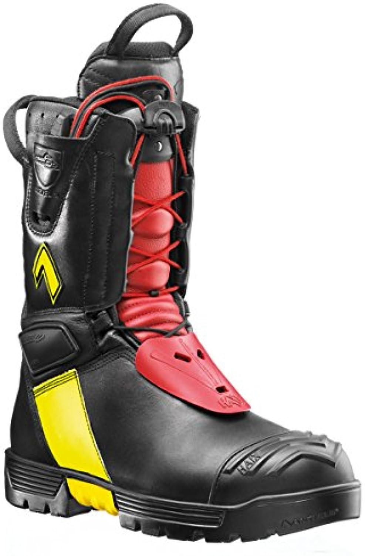 HAIX Fire Hero 2 Crosstech Feuerwehrmann Wasserdicht Chainsaw Schutz Kofferraum NEU