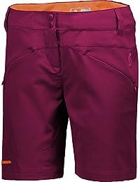 Scott Trail MTN 30bicicleta Short–Pantalón corto Plum púrpura 2017: Tamaño: L (40/42)