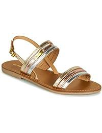 Amazon.it  Oro - Sandali   Scarpe da donna  Scarpe e borse 6c555b2f7cb