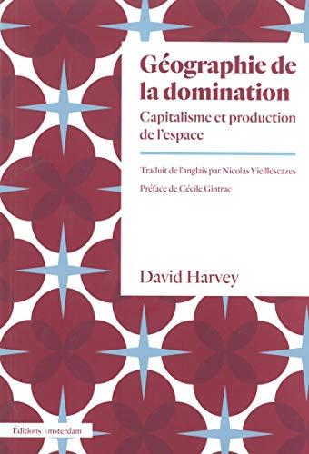 Géographie de la domination : Capitalisme et production de l'espace par Nicolas Vieillescazes
