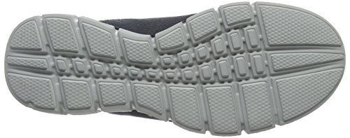 Skechers (SKEES) Equalizer 2.0- True Balance, baskets sportives homme Gris (Ccbk)