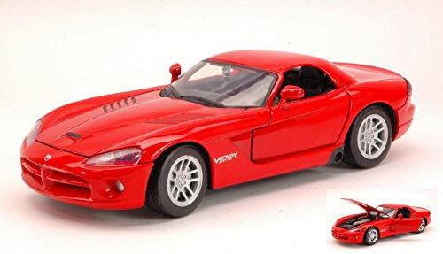 dodge-viper-srt-10-2003-red-124-model