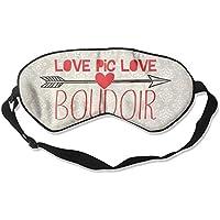 Love-Pic-Love-Boudoir 99% Eyeshade Blinders Sleeping Eye Patch Eye Mask Blindfold For Travel Insomnia Meditation preisvergleich bei billige-tabletten.eu