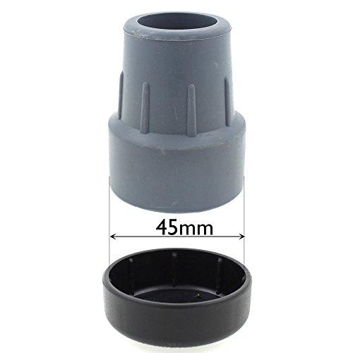 Lifeswonderful® - Gleiter für Gehgestelle - Kunststoff - 10 Stück