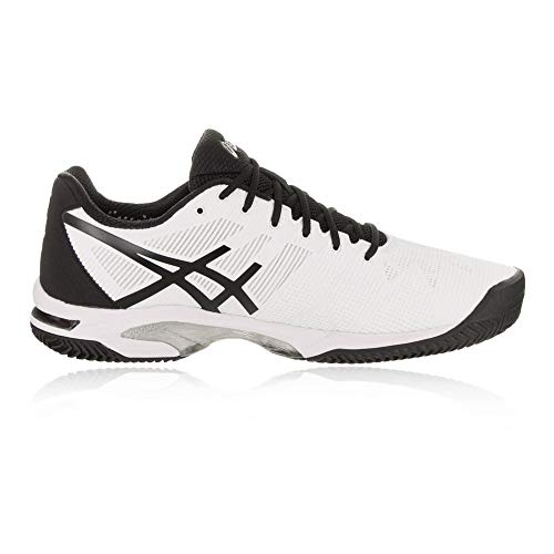 asics gel solution speed 3 clay gris negro e601n 9590