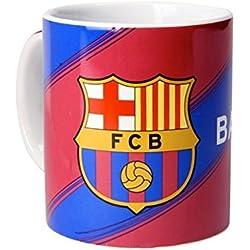 Barcelona F.C. - Taza, diseño de club de fútbol Barcelona