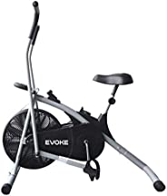 Evoke Ojas -100 Blend Exercise Cycle with Moving Handles, perfect fitness bike for home gym
