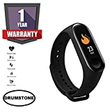 Outbolt Smart Wristband Pedometer Fitness Tracker HR Activity Tracker Watch with Heart Rate