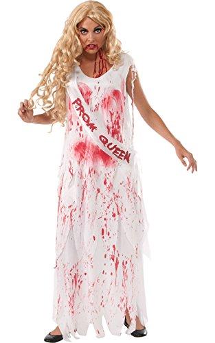 Rubie 's Offizielles Erwachsene 's Bloody Ball Queen Braut Halloween-Kostüm-Kleine