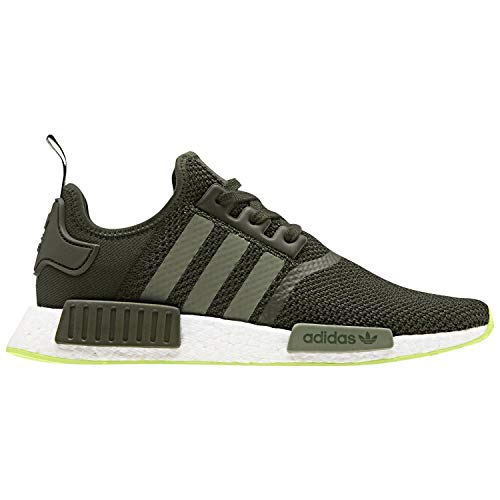 adidas Herren NMD_r1 Gymnastikschuhe Grün (Night Cargo F15/base Green S15/semi Frozen Yellow F15) 44 EU