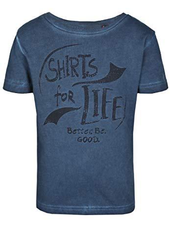 SHIRTS FOR LIFE T-Shirt Marlon JUNIOR 110/116, Navy -
