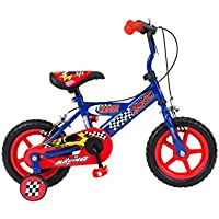 Sonic Zoom Boys 12 Inch wheel Bike, Blue/Red