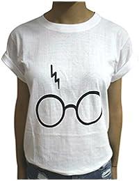 Camisetas Anchas Mujer Blusas Blusa Camisas Para Damas Camisa Manga Corta Camiseta Señora Camisetas de Verano Remeras de Mujer Tops Cuello Redondo Personalizada Casual Oversize
