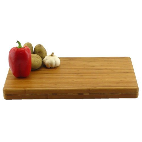 Think Bamboo Heavy Duty Cutting Board TB005 Carbonized by ThinkBamboo - Cutting Boards Heavy-duty Cutting Board