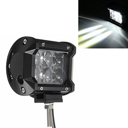 4 Inch 6500K 4D Projector Flood Beam LED Work Light