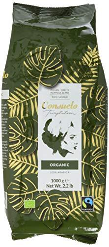 Kaffee in ganzen Bohnen, Consuelo Bio-Fairtrade - 1kg