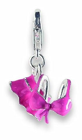Alraune Damen-Anhänger Bikini Silber 102618