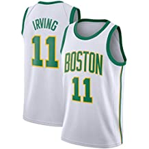 Kyrie Irving, Camiseta de Baloncesto, Boston Celtics, Camiseta Deportiva, Chaleco Transpirable de