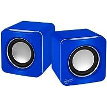 Arctic S111 - Altavoces para PC (USB, 2.0, 3.5 mm) color azul