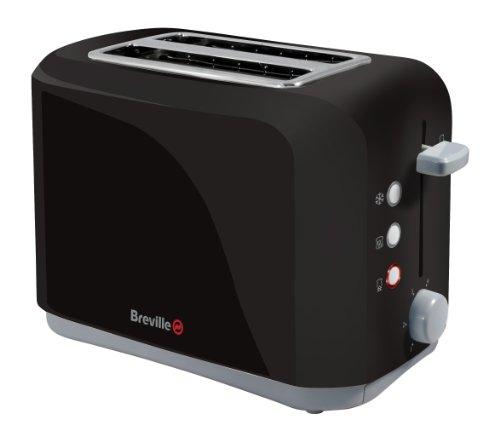 -[ Breville VTT232 Black 2 Slice Toaster  ]-