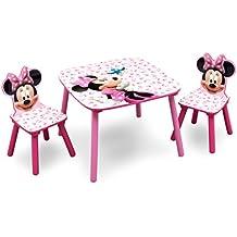 Tavolino Disney Legno.Amazon It Tavolino Bambini Disney