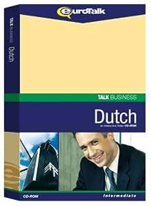 Talk Business Dutch (Mac/PC DVD)
