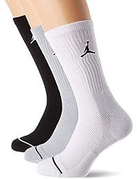 Nike SX5545 Socks, Unisex Adulto, Negro (Dark Grey), XL