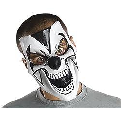 Mascara de payaso asesino