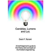 Candelas, Lumens and Lux: A brief begginer's guide to the theory and concepts of illumination engineering (English Edition)
