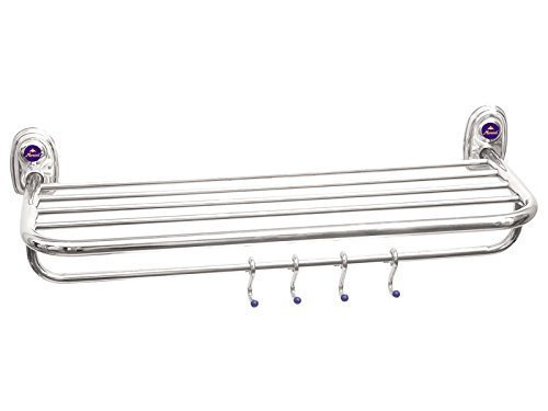 Royal Bathroom Stainless Steel Towel Rack Towel Hook 18   Inchs