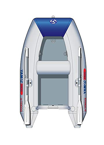 Prowake Yamaha Schlauchboot mit Holzboden 240 cm lang