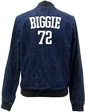 Biggie 72 Bomber Chaqueta Girls Jeans Certified Freak