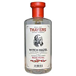 Thayers: Witch Hazel with Aloe Vera, Rose Petal Toner 12 oz (2 pack)