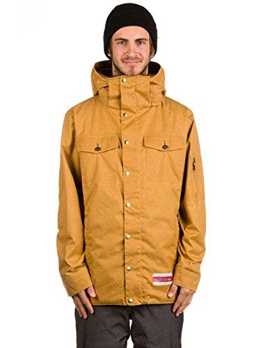 adidas Herren Snowboard Jacke Snowboarding Glisan Jacke | 04058027319762